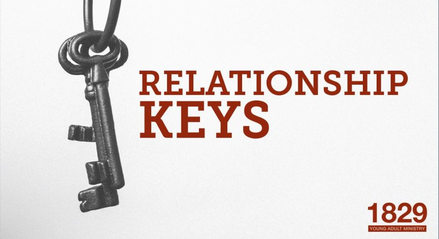 "1829: Relationship Keys-Part 1 ""Love"""