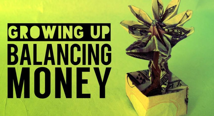 "1829: Growing up ""Balancing Money"""